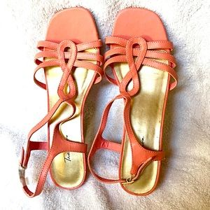 TRADITION- Peach Pink Sandals